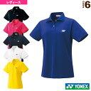 ポロシャツ/スリムロングタイプ/レディース(20300)《ヨネックス テニス・バドミントン ウェア(レディース)》