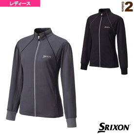 メッシュジャケット/レディース(SDF-5530W)《スリクソン テニス・バドミントン ウェア(レディース)》テニスウェア女性用