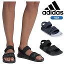 アディダス【adidas】スポーツサンダル アディレッタサンダル ADILETTE SANDAL 黒 ネイビー