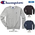 チャンピオン【Champion】クルーネックスウェットシャツベーシックパフォーマンスC3-LS050