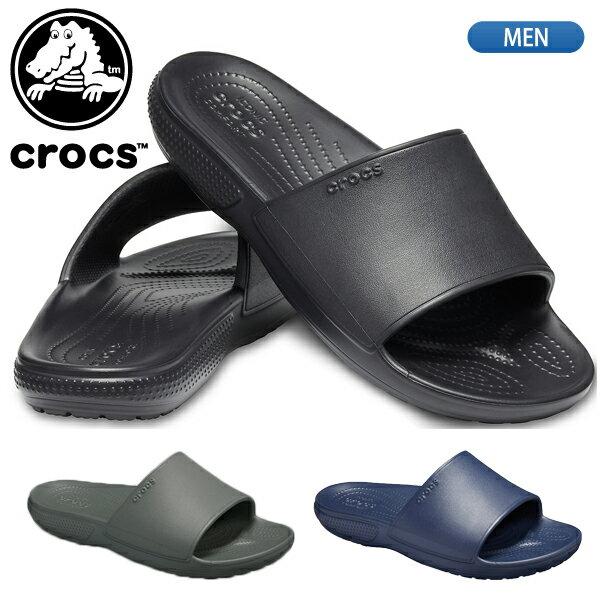 【あす楽対応】クロックス【crocs】クラシック 2.0 スライド メンズ 205732 国内正規品