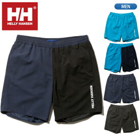 【セール30%OFF】ヘリーハンセン【HELLY HANSEN】ソリッドウォーターショーツ ミッド HH71907