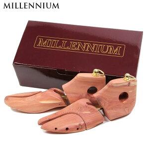 ミレニアムブーツキーパー 除湿 防虫 防カビ 通販 アロマティックシダー 幅広 ブーツ メンズ MILLENNIUM ミレニアム 最高級のクオリティ ブーツ用 シューキーパー シューツリー シダー ツリー