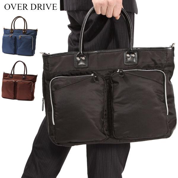 ビジネスバック メンズ トートバッグ トートバック スーツ かばん カバン バック 仕事用 通販 鞄 おすすめ 通販/正規品 OVER オーバードライブ バッグ DRIVE