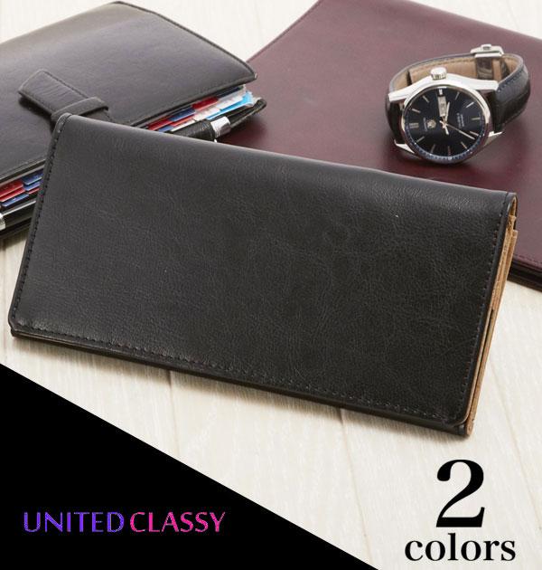 ユナイテッドクラッシー UNITED CLASSY 財布 ロングウォレット さいふ ウォレット 通販 レディース 長財 メンズ 長財布