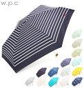 コンパクト 軽量 ケース付 折り畳み 軽い メンズ 男女兼用 通販 ユニセックス WPC 折りたたみ 傘 W.P.C ワールドパー…
