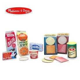 メリッサ&ダグ (Melissa & Doug)フリッジ フィラー おままごと おもちゃ キッチン 缶 玩具 誕生日 プレゼント ギフト MD4316