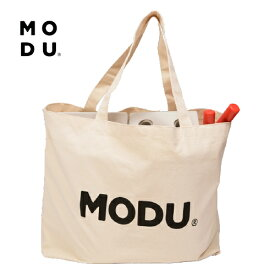 MODU(モデュ) Tote Bag 専用トートバッグ おもちゃ 知育玩具 0歳 1歳 2歳 3歳 4歳 5歳 6歳 収納バッグ ランドリーバッグ G128662