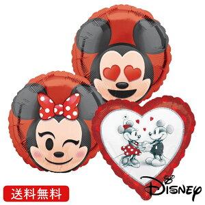 ミッキー ミニーバルーン 誕生日 バースデー ミッキーマウス ミニーマウス お祝い キャラクター ギフト パーティ 風船 disney 映画 装飾 可愛い 選べる