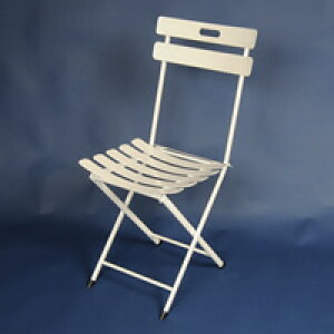 折りたたみ式カラフルガーデンチェア スチール製 ガーデンチェア アイアン 折りたたみ 椅子 イス チェア シンプル カラフル 北欧 フォールディングチェア 庭 ガーデン エクステリア ガー