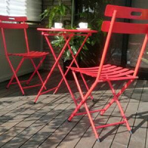 ガーデンテーブル スチール製 カラフル ガーデンテーブル アイアン 机 テーブル チェア シンプル 木製 北欧 庭 ガーデン エクステリア ガーデニング ガーデンファニチャー テーブル 家