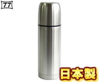 七个七个超苗条迷你 200 SS-200 (钢瓶热水瓶日本和国内生产,苗条瓶,七人榄球赛,77)