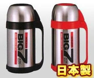 七·七big seven广口型1000 BP-1000(水壶、保暖瓶、日本制造、国产、七七.77)