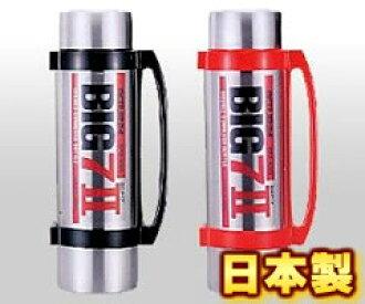 七·七big seven II廣口型4000 BPZ-4000(水壺、保暖瓶、日本製造、國產、七七.77)