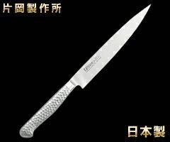 """片岡製作所Brieto-M11PROヨーロッパサンドイッチナイフ6""""160mmM113(日本製・国産・包丁・庖丁・EuropeanType・ブライト)"""