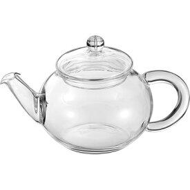 悠遊器房 ティーポット 390 FH220 (耐熱ガラス製・茶器・アサヒ)[a]