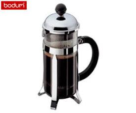 ボダム/bodum シャンポール フレンチプレス コーヒーメーカー (3カップ用) 0.35リットル 1923-16 (コーヒープレス) [n]