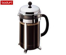 ボダム/bodum シャンポール フレンチプレス コーヒーメーカー (12カップ用) 1.5リットル 1932-16 (コーヒープレス) [n]