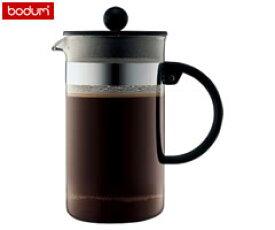 ボダム/bodum ビストロヌーボー フレンチプレス コーヒーメーカー (8カップ用) 1.0リットル 1578-01J [n]