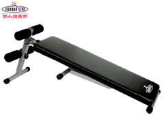 カワセ/鉄人倶楽部 フラット&シットアップベンチ IMC-84 (ダイエット器具・トレーニング器具・トレーニングベンチ)