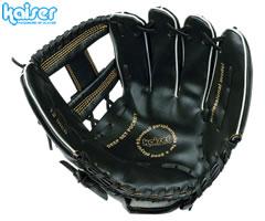 カワセ/カイザー グローブトンボ 12インチ ブラック KW-322 (野球・軟式野球・グローブ)
