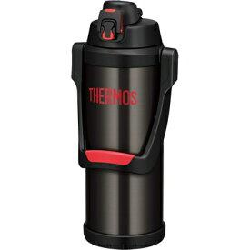 サーモス 真空断熱スポーツジャグ FFV-2500(BKR) ブラックレッド (水筒・魔法瓶・保冷専用・2.5L・THERMOS)