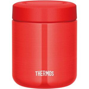 サーモス 真空断熱スープジャー JBR-300(R) レッド (保温・保冷・お弁当箱・魔法瓶構造・フードコンテナー・THERMOS)