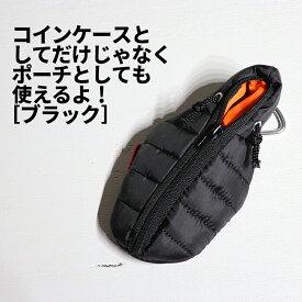 【送料無料】スリーピングバッグ コインケース BK SF-3563-BK 7-8 【ネコポス】【メール便】