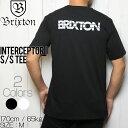 [クリックポスト対応] BRIXTON ブリクストン INTERCEPTOR II S/S PREMIUM TEE 半袖Tシャツ 06965