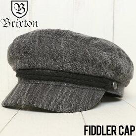 BRIXTON ブリクストン FIDDLER CAP ハンチング マリンキャップ 00004 BLKAW