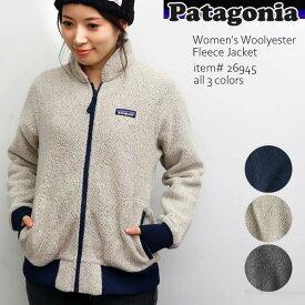 パタゴニア/patagonia ウィメンズ・ウーリエステル・フリース・ジャケット Women's Woolyester Fleece Jaket 26945 ジャケット フリース アウター 防寒 【あす楽】【送料無料】