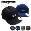 パタゴニア/patagonia メンズ・P-6 ラベル・トラッド・キャップ P-6 Label Trad Cap 38207 CAP 帽子 メンズ サイズ調…