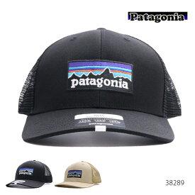 パタゴニア/patagonia P-6ロゴ・トラッカー・ハット P-6 Logo Trucker Hat 38289 CAP 帽子 サイズ調整可能 フリーサイズ 人気 キャンプ アウトドア【あす楽】【送料無料】