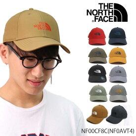 ザ・ノース・フェイス/THE NORTH FACE/66 CLASSIC HAT NF00CF8C キャップ TNFロゴ 帽子 CAP メンズ レディース ユニセックス アウトドア ストラップバック フリーサイズ /あす楽