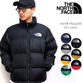 ノースフェイス/THE NORTH FACE/MEN'S 1996 RETRO NUPTSE JACKET NF0A3C8D ヌプシダウンジャケット アウター ロゴ メンズ 人気 長袖 アウトドア ポケッタブル/あす楽/送料無料