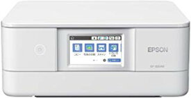 エプソン プリンター A4 インクジェット 複合機 カラリオ EP-881AW ホワイト(白)