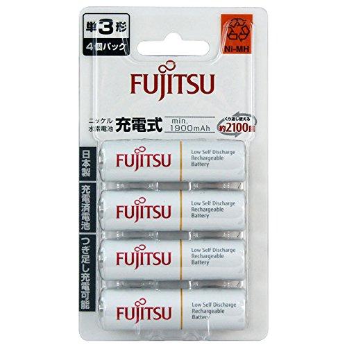富士通 充電池・充電器 HR-3UTC(4B)