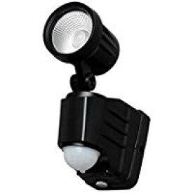 アイリスオーヤマ 乾電池式センサーライト 1灯 電球色 LSL-B3SL-100