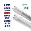 LEDライト led蛍光灯 直管形 高輝度タイプ 40w led蛍光灯 40w形 led蛍光灯 40w形 40w 直管 120cm 2500LM 高輝度タイプ…