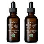【お得な2点セット】ジョンマスター アルガンオイル(ARオイル) 59ml ×2点【ジョンマスターオーガニック john masters organics】
