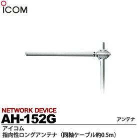 【ICOM】指向性ロングアンテナ同軸ケーブル約0.5mAH-152G