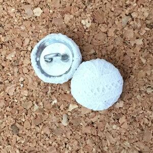 【くるみボタン 4個セット】レース ボタン 14mm 手作り ハンドメイド 京都 【久世染】 《フォトクロミック》《ネコポスのみ》