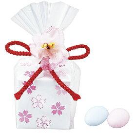 桜の小箱ドラジェ 【プチギフト】