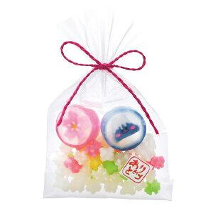 【プチギフト】お祝いづくし A51-902【サンクスギフト・和風・キャンディ】