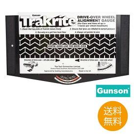 TRAKRITE サイドスリップテスター ホイルアライメントゲージ サイド スリップ タイロッド 調整 工具 ホイール ホイル ゲージ 車 車検 輸入品 Gunson ガンソン