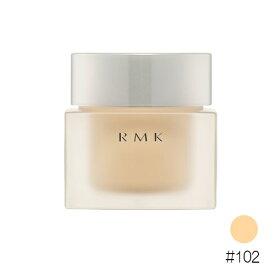 【RMK】クリーミィファンデーション EX #102 30g (SPF21 PA++)