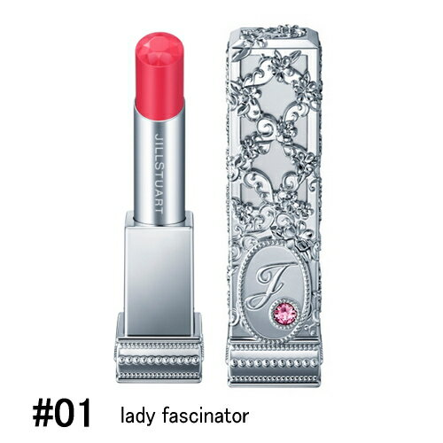 【ジルスチュアート】ルージュマイドレス #01 lady fascinator (5g)