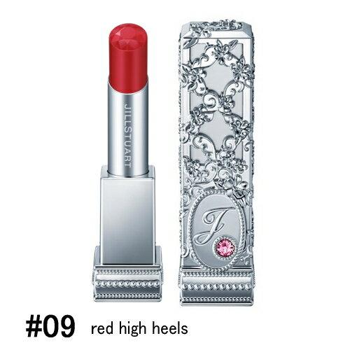 【ジルスチュアート】ルージュマイドレス #09 red high heels (5g)