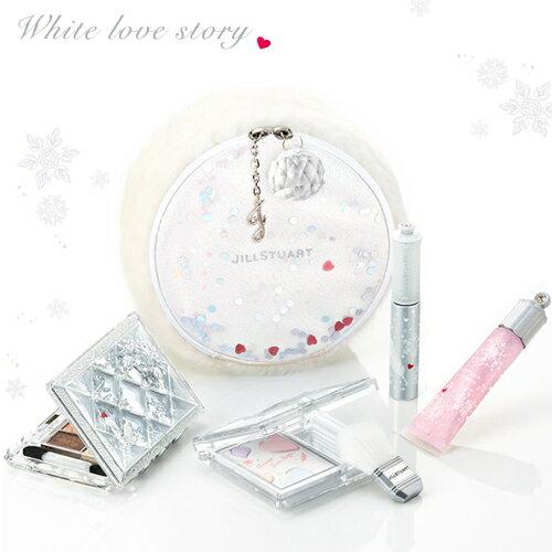 【ジルスチュアート】ホワイトラブストーリーコレクション ※限定品 (2018クリスマスコフレ)