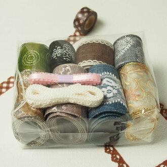 Assorted Ribbon set L